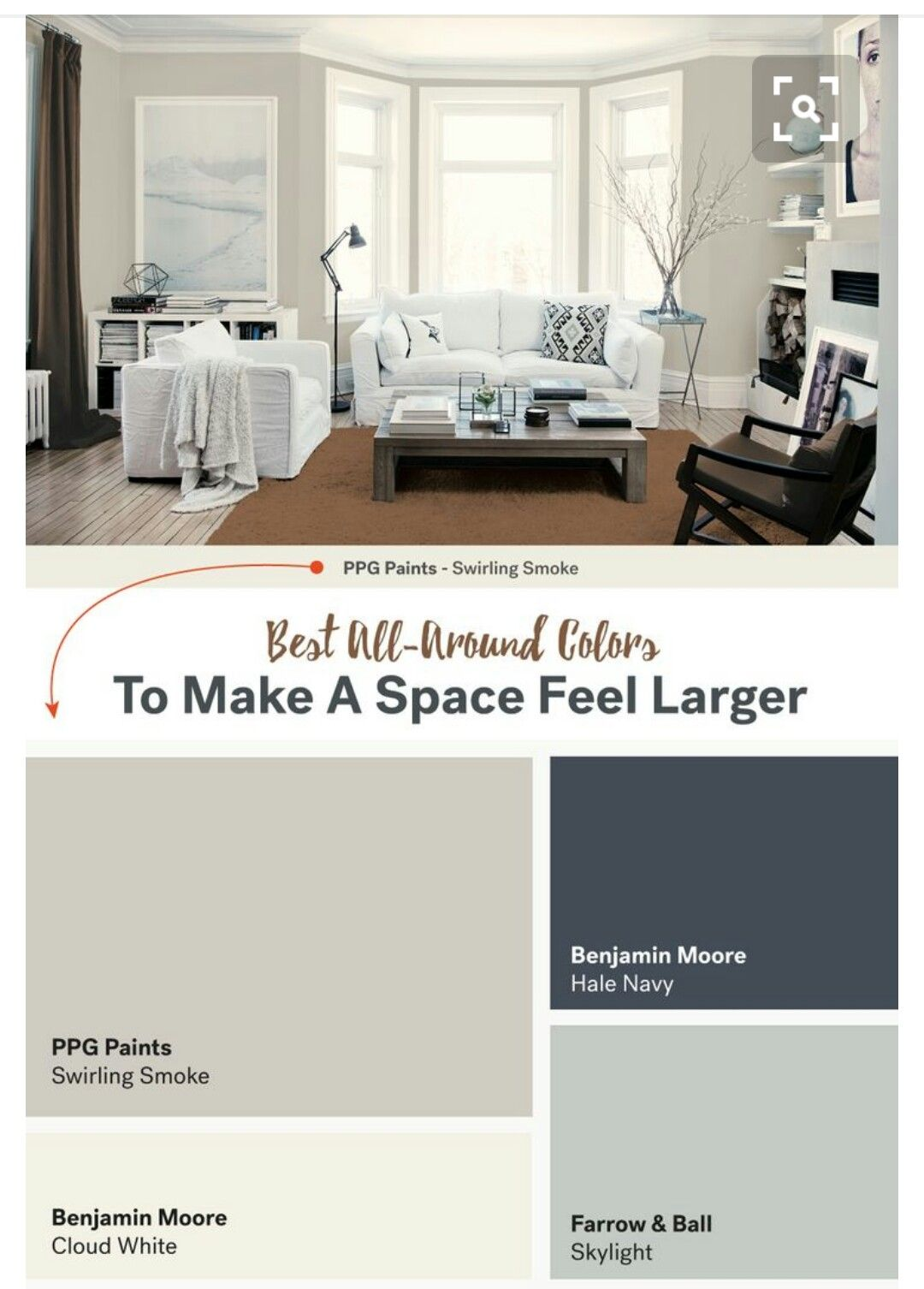 Swirling Smoke With Cloud White Trim Paint Colors For Living Room Living Room Colors Room Colors