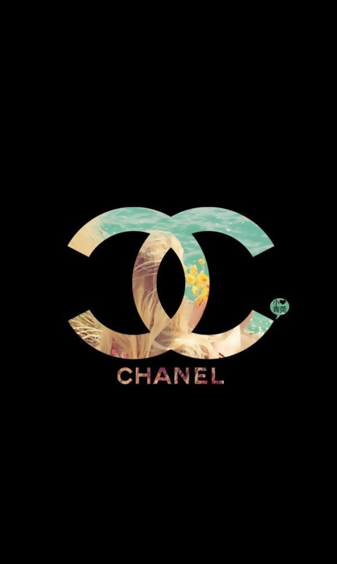 Chanel me pinterest wallpaper fashion illustrations and wallpapers for iphone 5 find a wallpaper background or lock screen for your voltagebd Choice Image