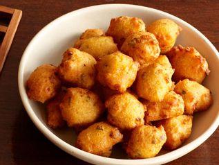 Hushpuppies Recipe Food Network Recipes Hush Puppies Recipe Food Recipes
