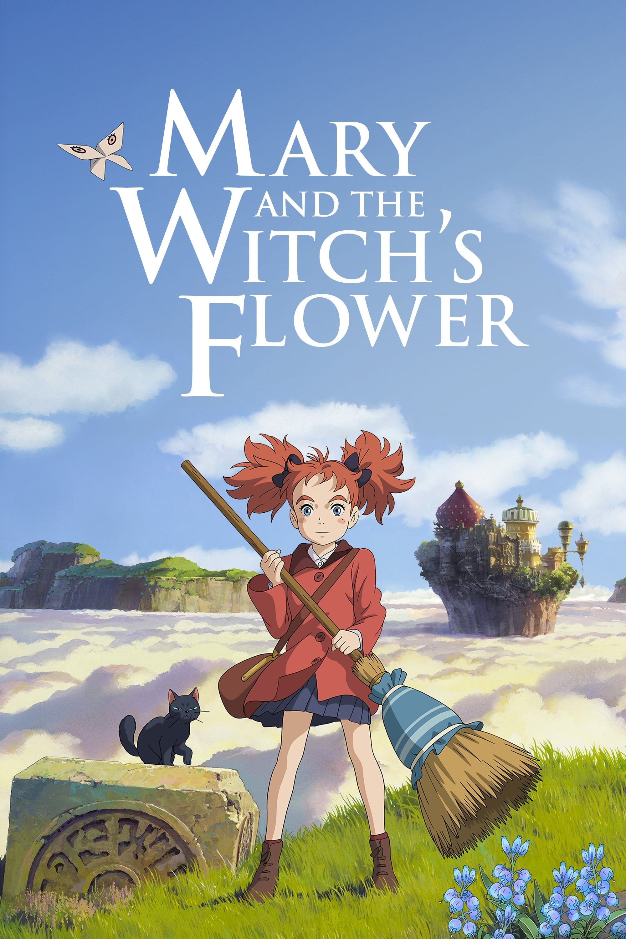 .Mary and the Witch's Flower FULL MOVIE Streaming Online