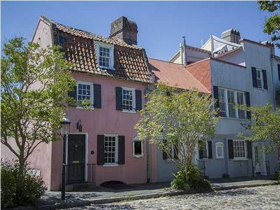 Charleston Home Historic Homes Charleston Homes Estate Homes