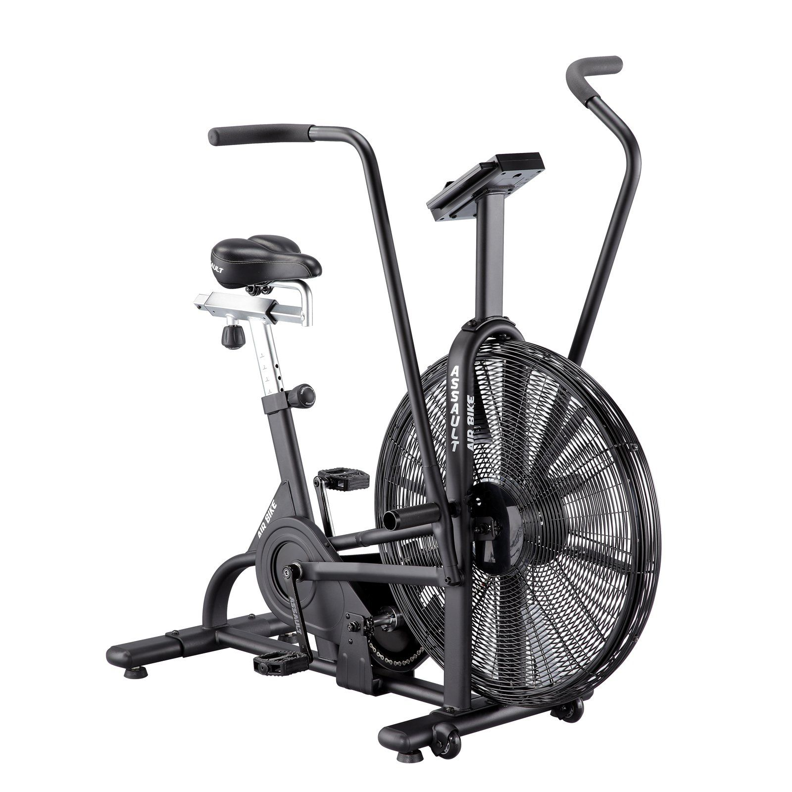 Jan 07, 2015 - Lifecore Fitness Assault Air Bike Trainer. Details about the Amazon.com Deal of the Day at https://www.facebook.com/pages/Amazon-Deal-of-the-Day/670325696418706