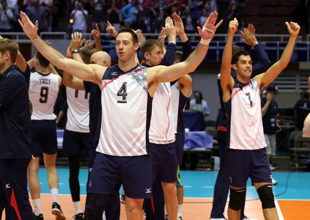 Underdogs To Watch In Rio Mens Volleyball Summer Olympics 2016 Volleyball Team