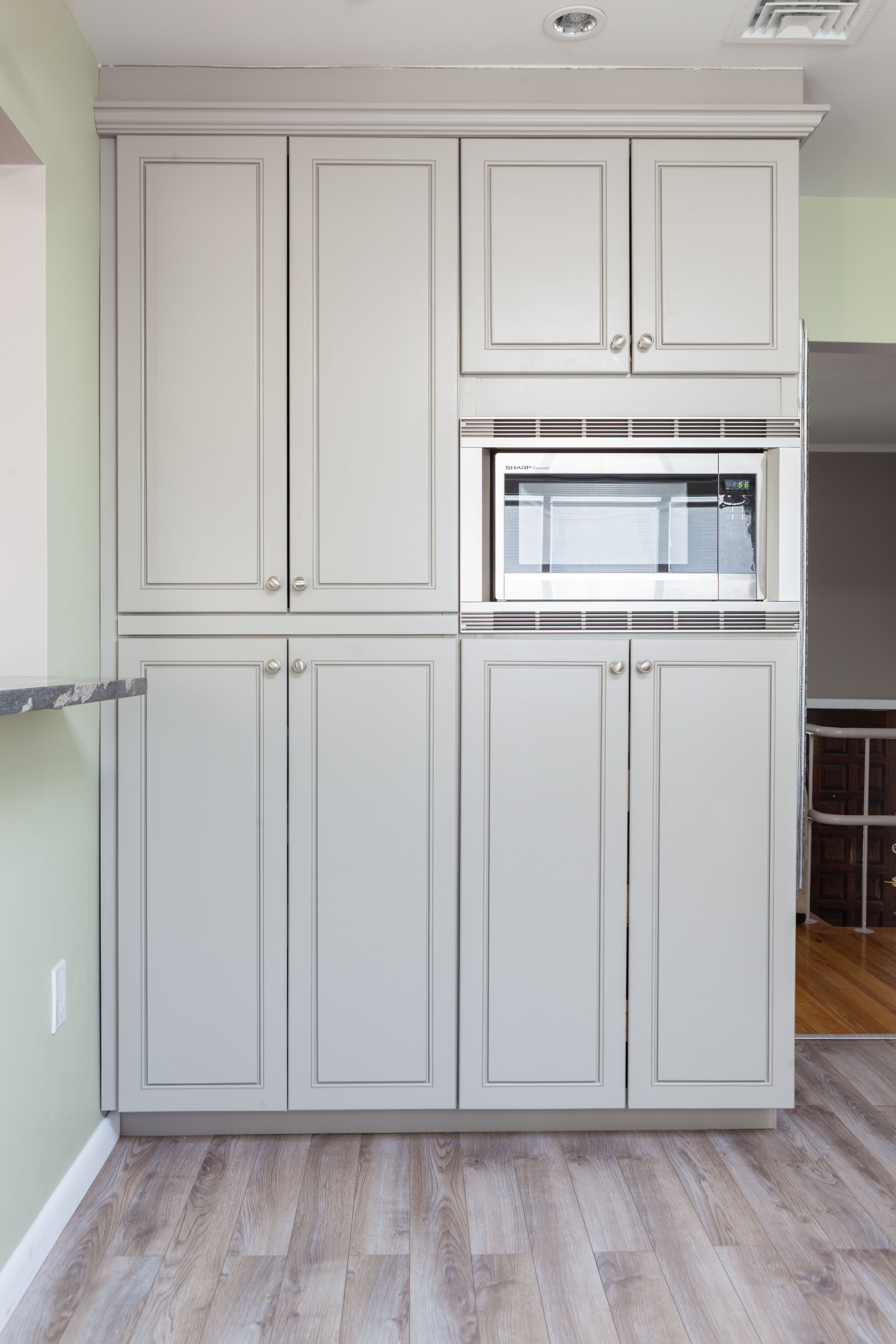j k greige maple cabinets style k3 kitchen design on j kitchen id=74882