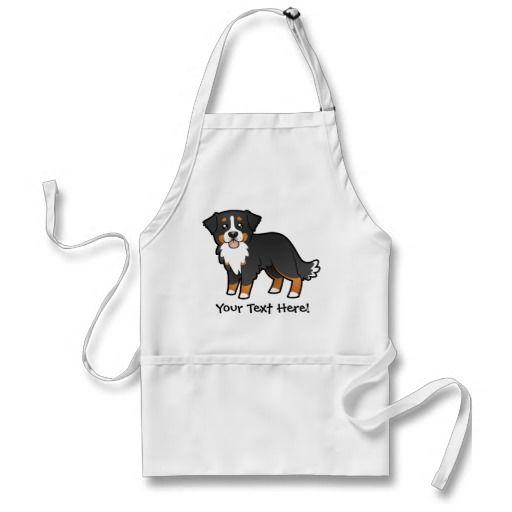 Bernese Mountain Dog Cookin/' Apron