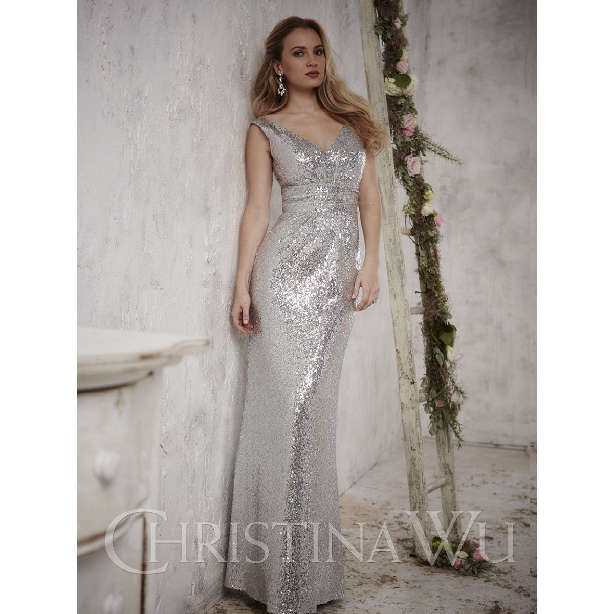 Christina Wu By House Of Bridesmaid Dress Style 22708 Available Online For Purchase