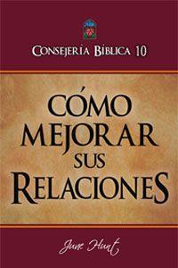 Consejería: Claves Bíblicas para consejería No. 10. Los temas incluyen: Las aflicciones, La amistad, Cómo resolver los conflictos, Confrontación, Consejería, El noviazgo, El perdón, La reconciliación, La soltería, La tentación, Los prejuicios.