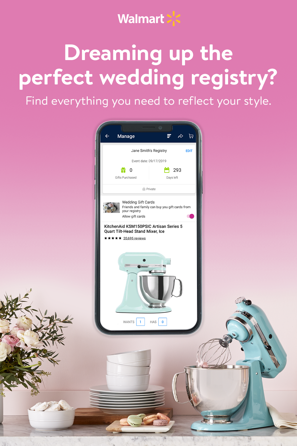 Weddings Are All About The Details When You Re Ready To Build A Registry We Re Here To Help Customized Photo Gifts Perfect Wedding Registry Gifts For Family