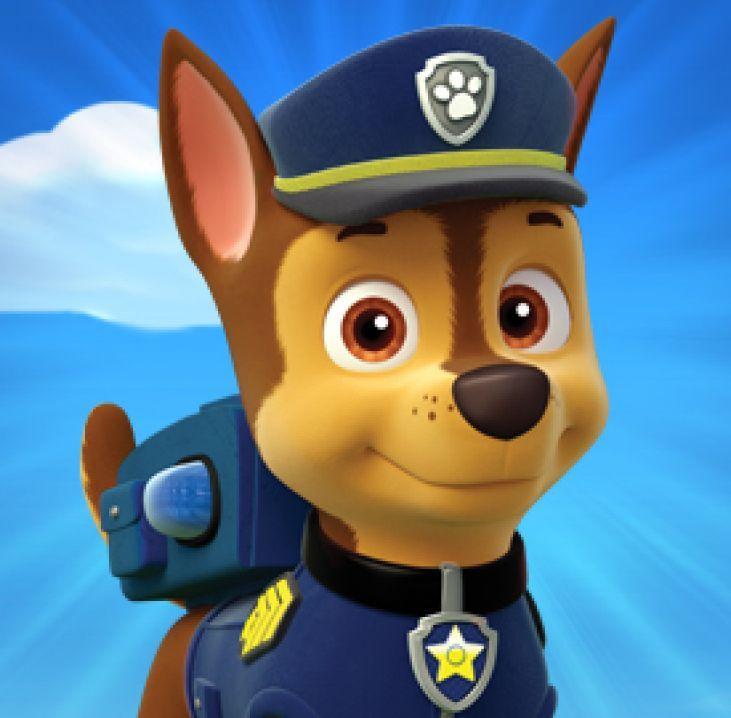 Chase cartoonito it the paw patrol la pat patrouille