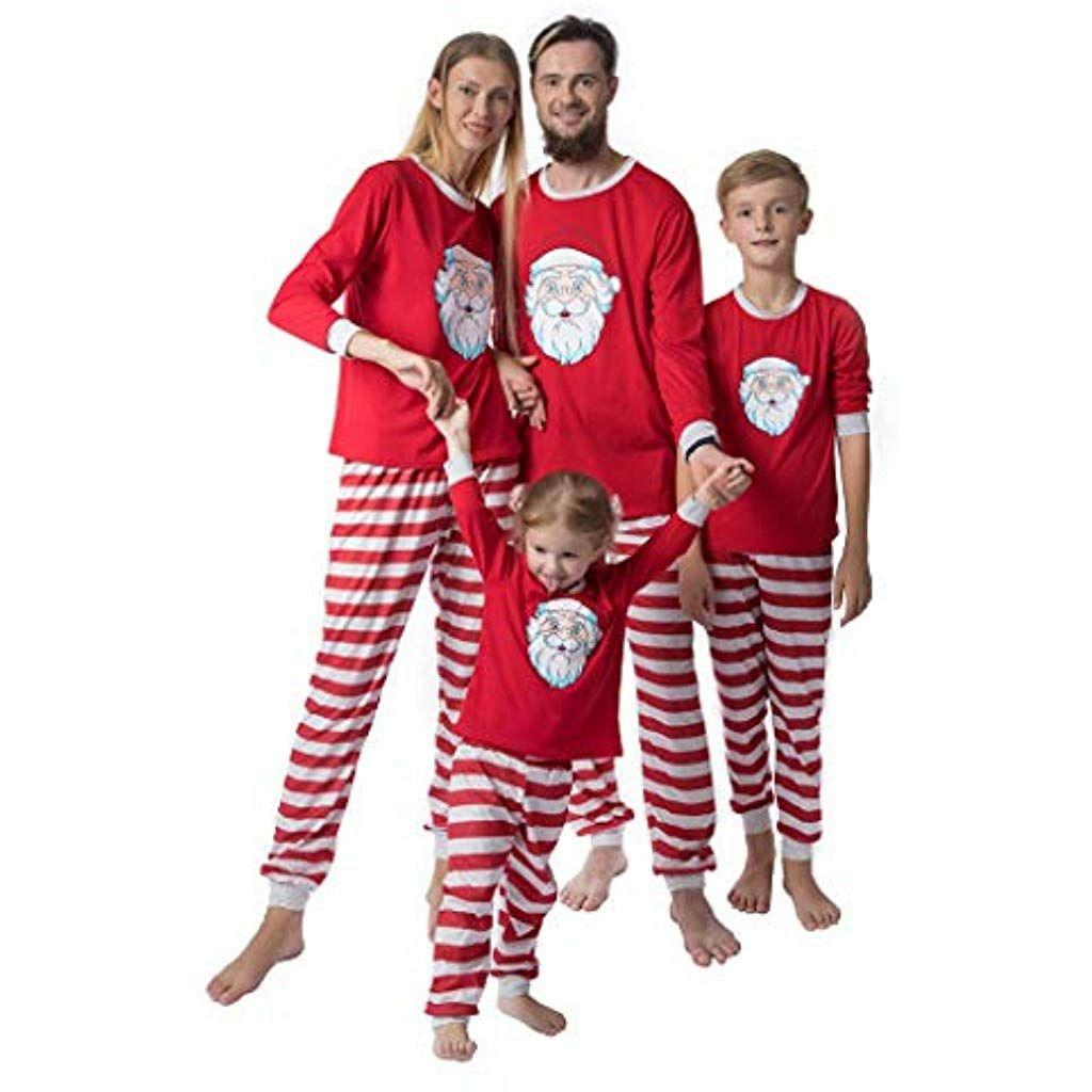 Service Pere Noel Bumplebee Pyjamas De noël Enfants Dessin Animé Père Noël Top