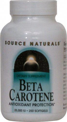 Source Naturals Beta Carotene