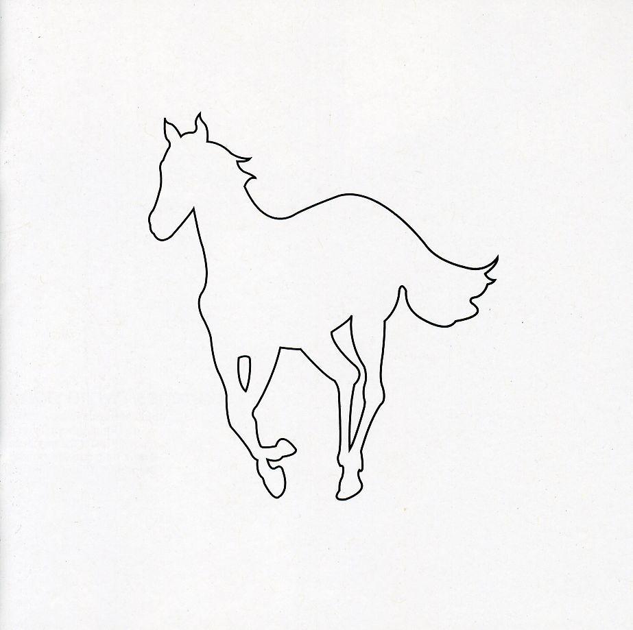 T shirt deftones white pony - Deftones White Pony