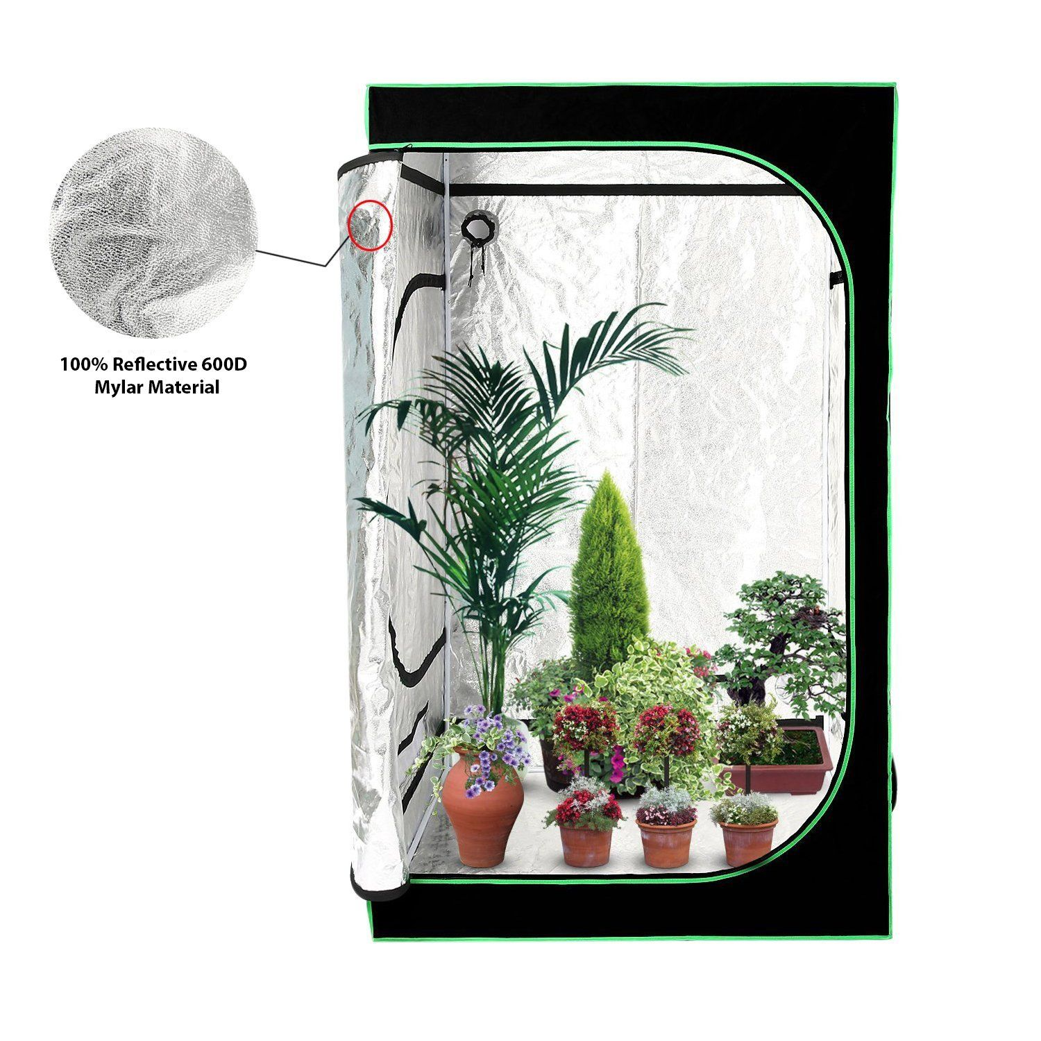 Sungroom Grow Tent Room Complete Kit Hydroponic Growing 400 x 300