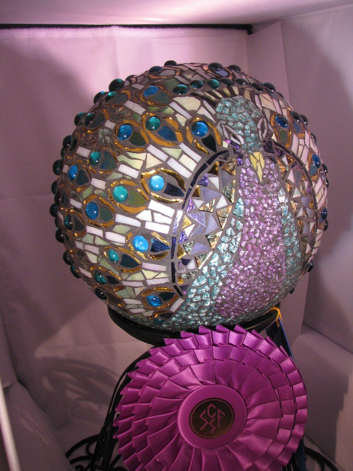 Sphere Mosaic
