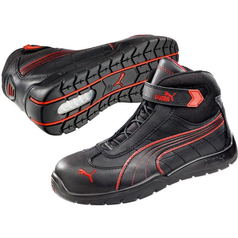 chaussures de securite femmes montante puma