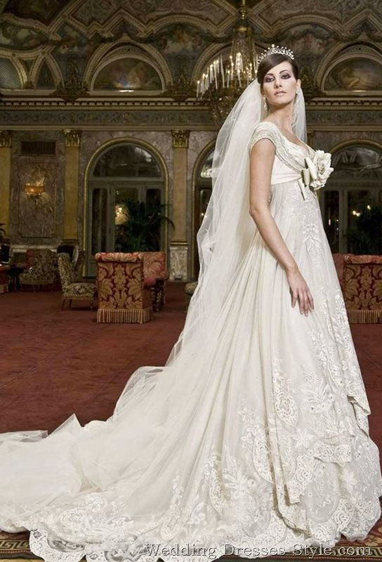 Abed Mahfouz Wedding Dress Collection