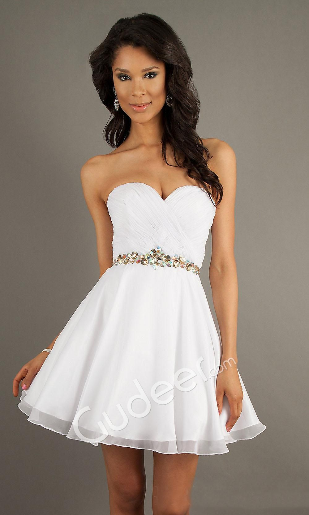 10  images about Cocktail &amp- Homecoming Dresses on Pinterest - A ...