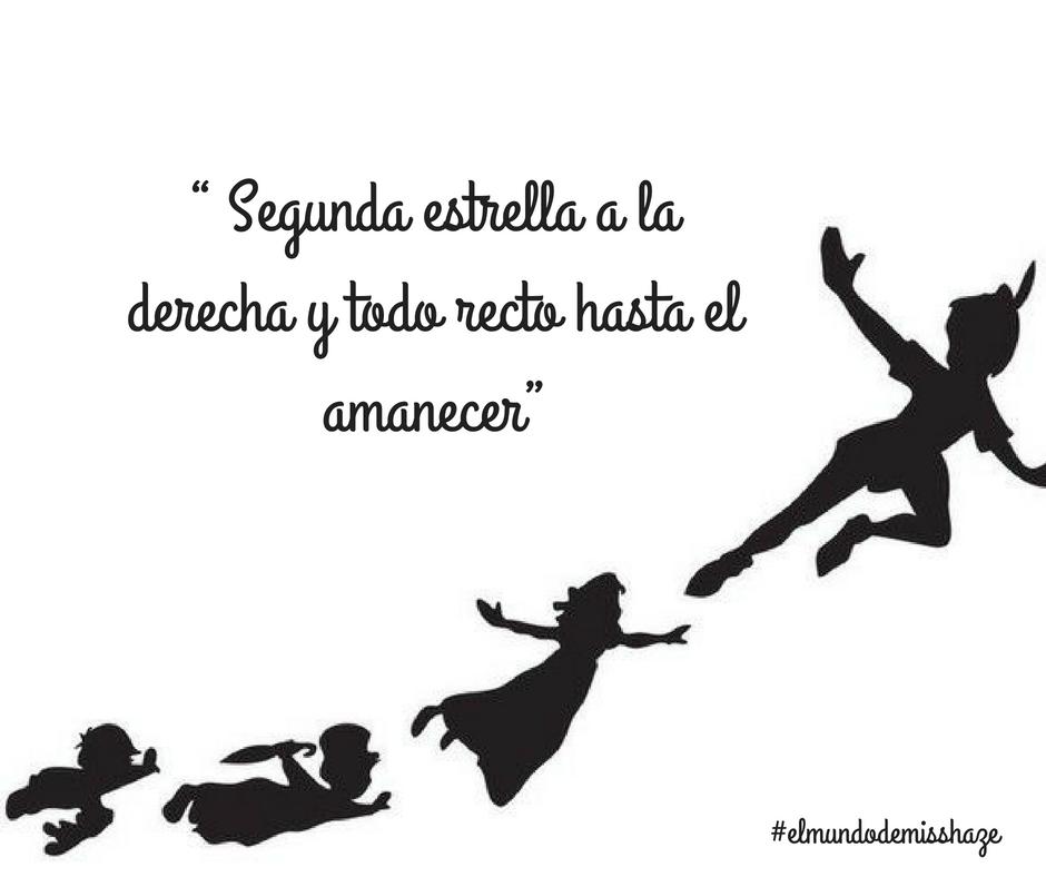 Peter Pan Frases Disney Frases De Peter Pan Y Frases Bonitas