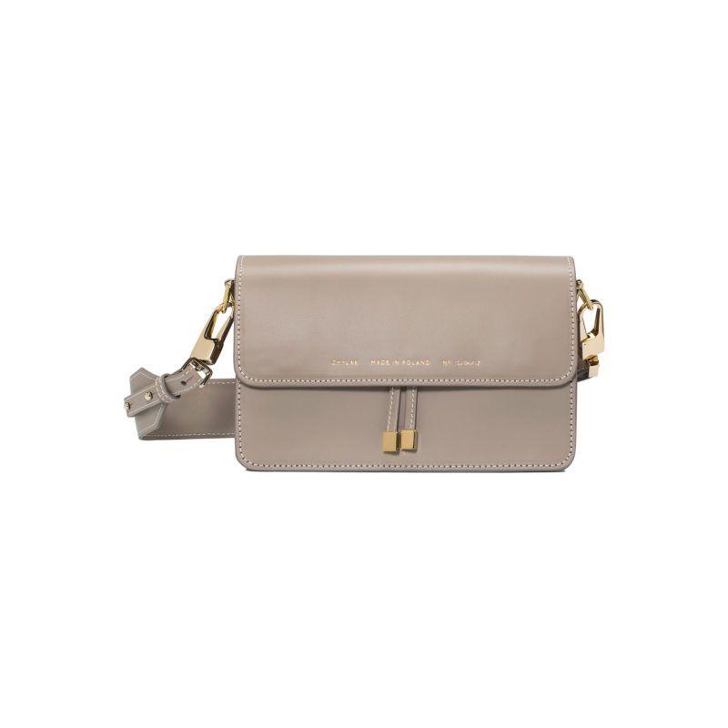 cc497b26173db Klasyczna beżowa torebka na ramię   Gifts   Torebki