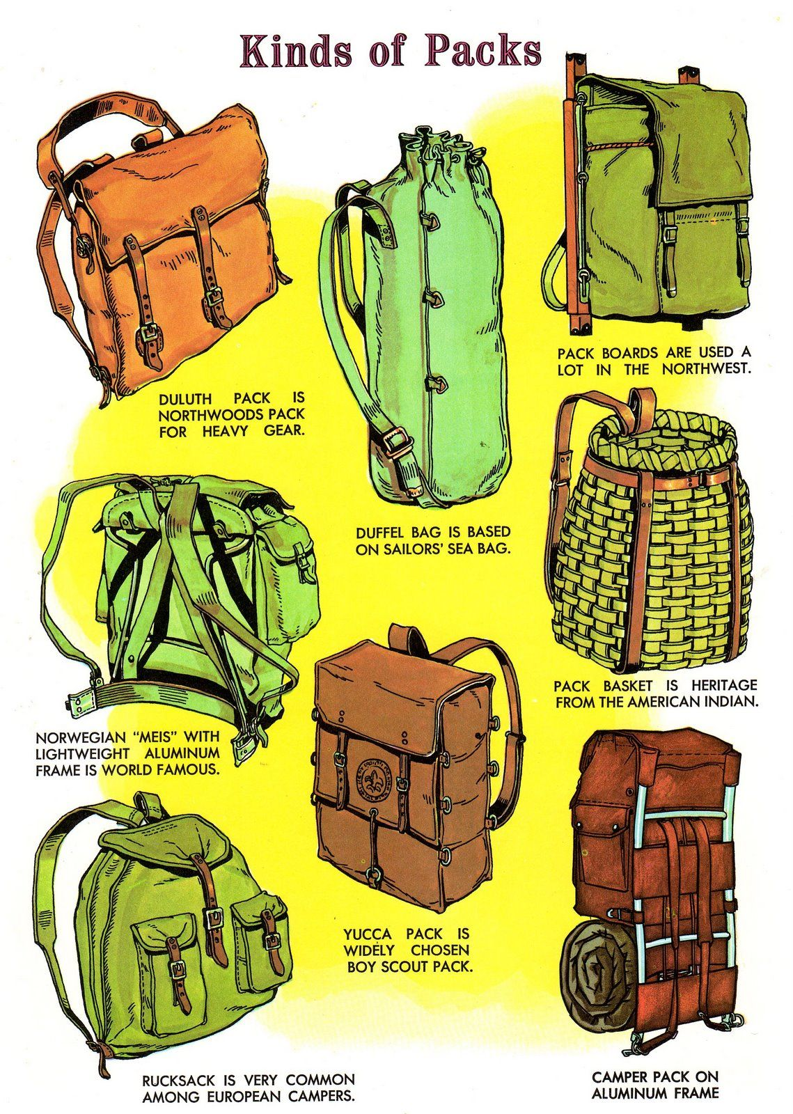 e142f407b FOUND FREE & FLEA / A VERY MODEST COTTAGE: Golden Book of Camping ...