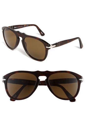 38164892bc40 Persol retro keyhole polarized sunglasses | My Style in 2019 | Mens ...