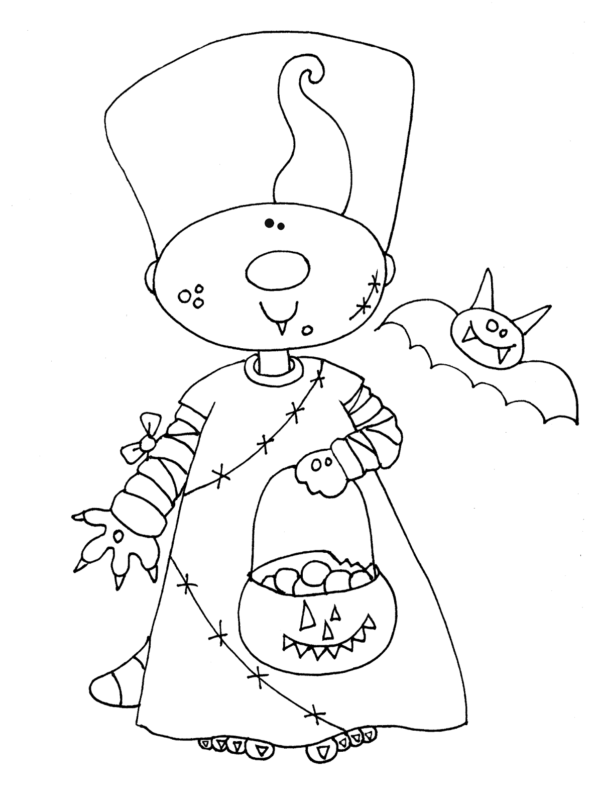 Free Dearie Dolls Digi Stamps: Ready to get a head start on ...