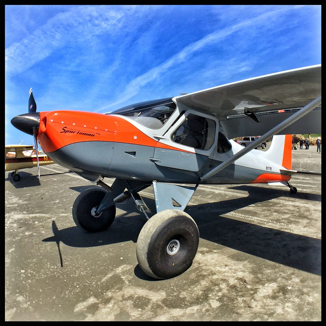 Glasair Sportsman with Bush Wheels | Wings | Bush plane, Stol