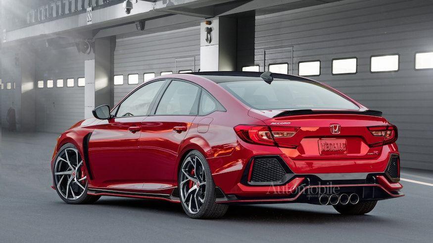 Honda Accord Type R Sedan How It Could Easily Happen in