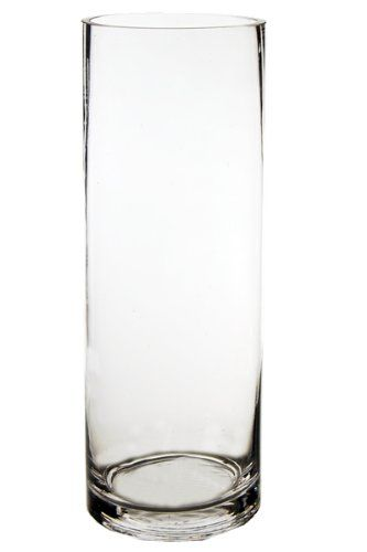 Cys Gcy05514 Glass Hand Blown Cylinder Vase Wholesale P Https