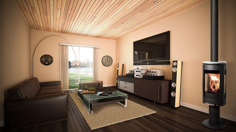 Photos images maison basse consommation passive ossature bois - prix construire sa maison