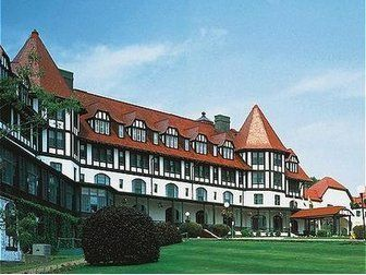 St Andrews By The Sea Haunted North America Algonquin Resort Hotel