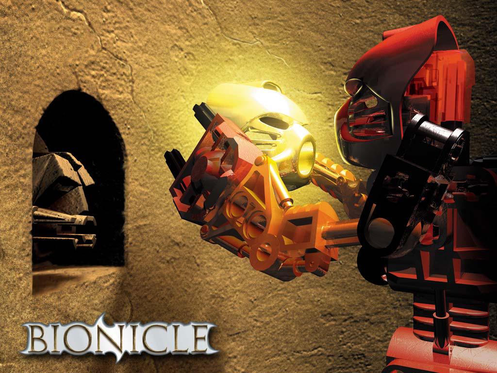 1024x768 Tahu and his Gold Hau by BioMediaProject on deviantART ...