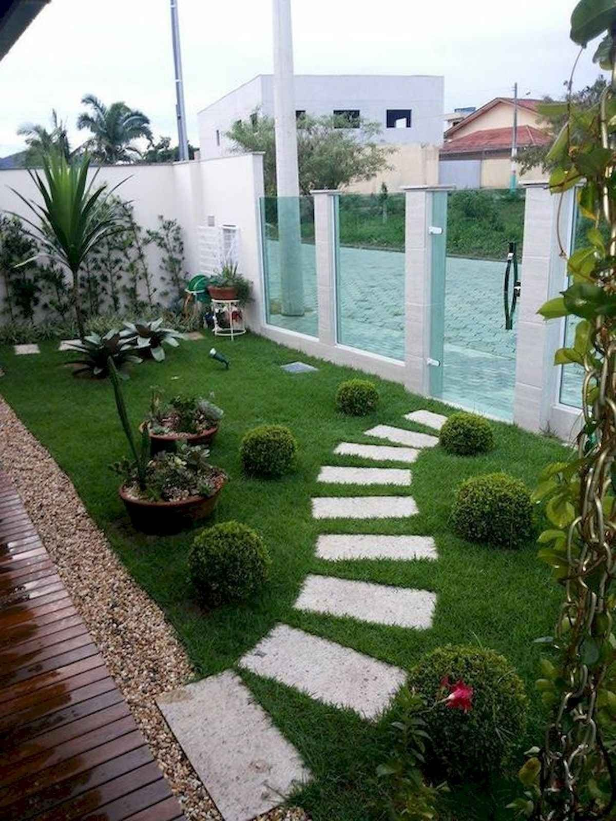 48 Cool Outdoor Landscape Design Ideas In 2020 Small Front Yard Landscaping Front Yard Landscaping Design Garden Design