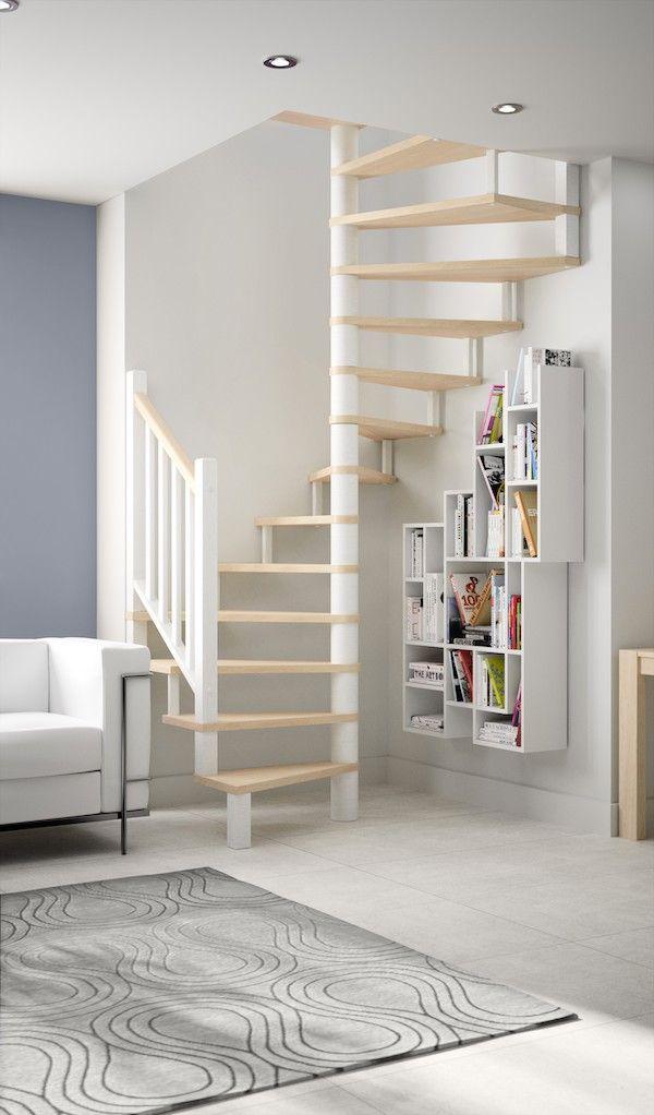 Escalier Quart Tournant Lapeyre Recherche Google Decoration Combles Escalier Escalier Helicoidal