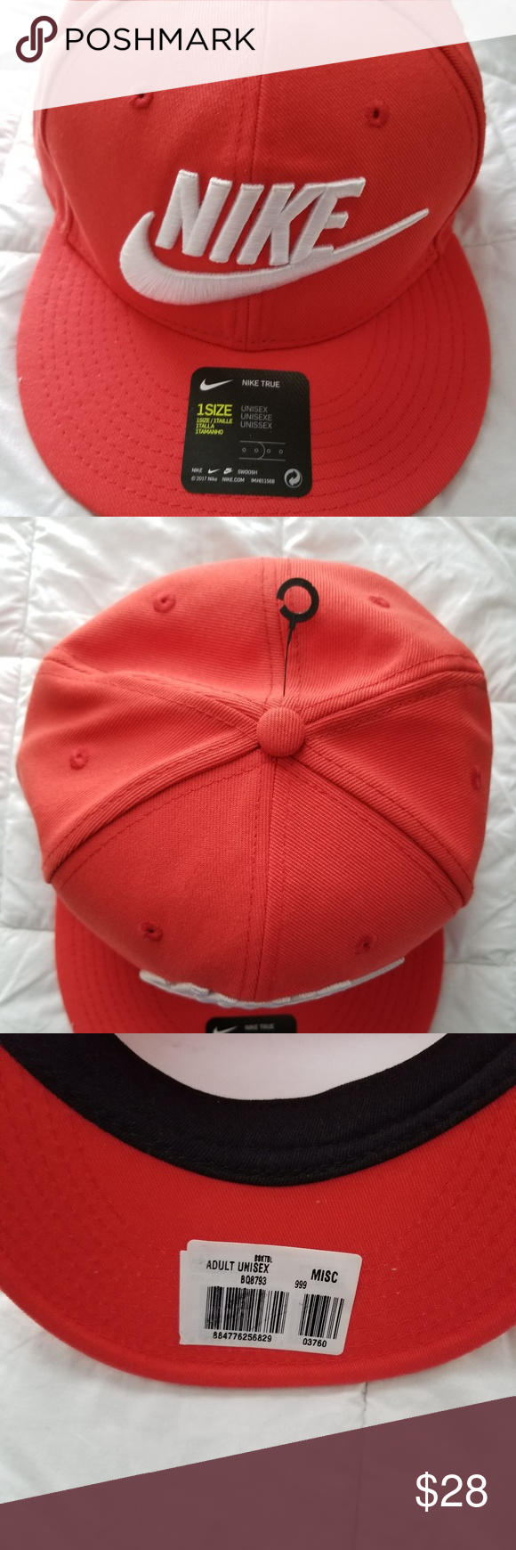 5bab1736214bb New with tag nike unisex hat New with tag authentic nike unisex hat.The Nike