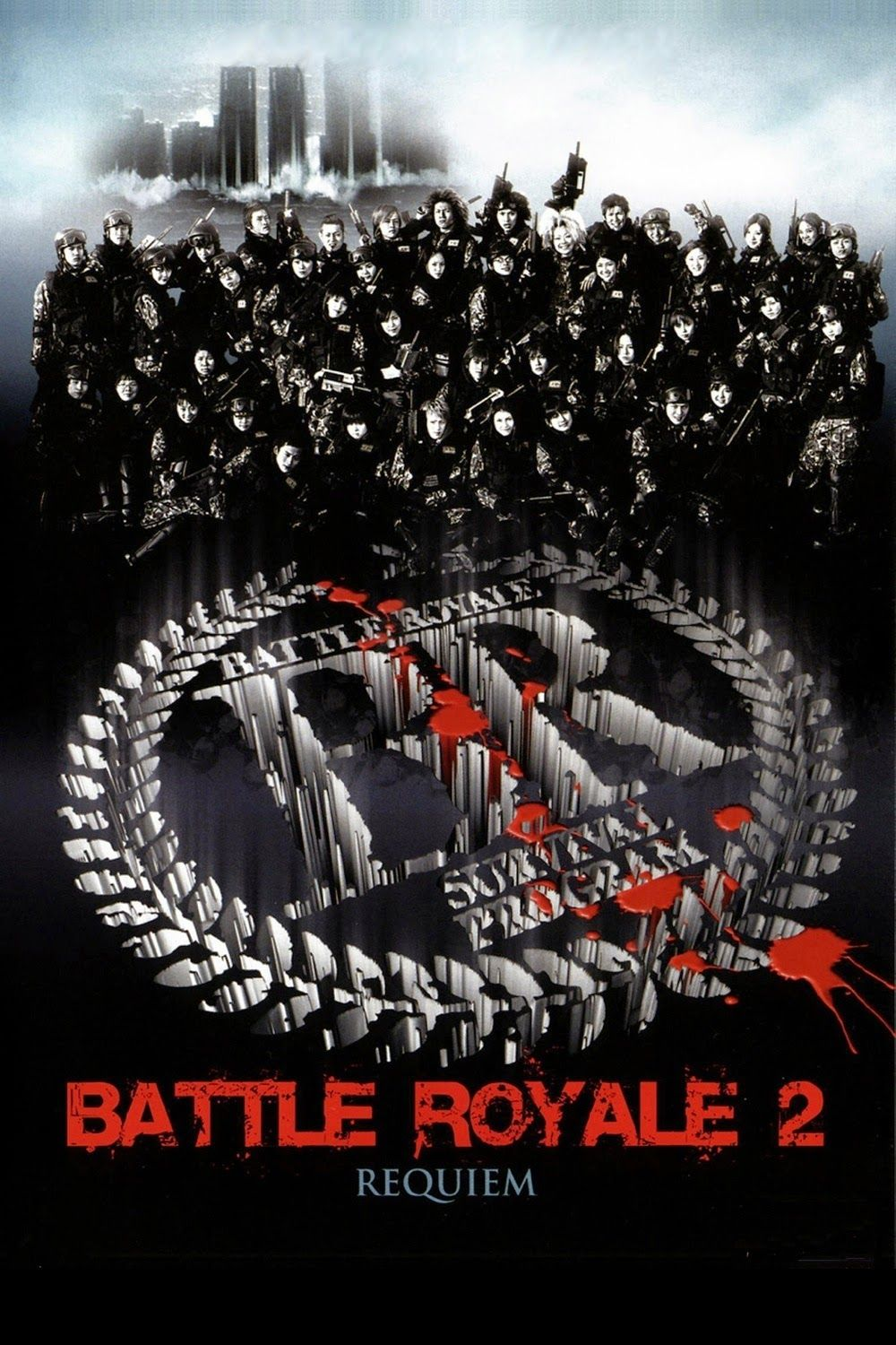 Battle Royale Streaming Vf : battle, royale, streaming, Random, Review:, Battle, Royale, (2003), Royale,, Films, Complets,, Regarder