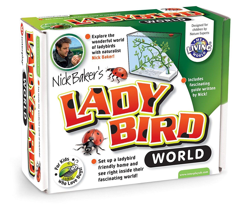 My Living World Ladybird World Outdoor activities for