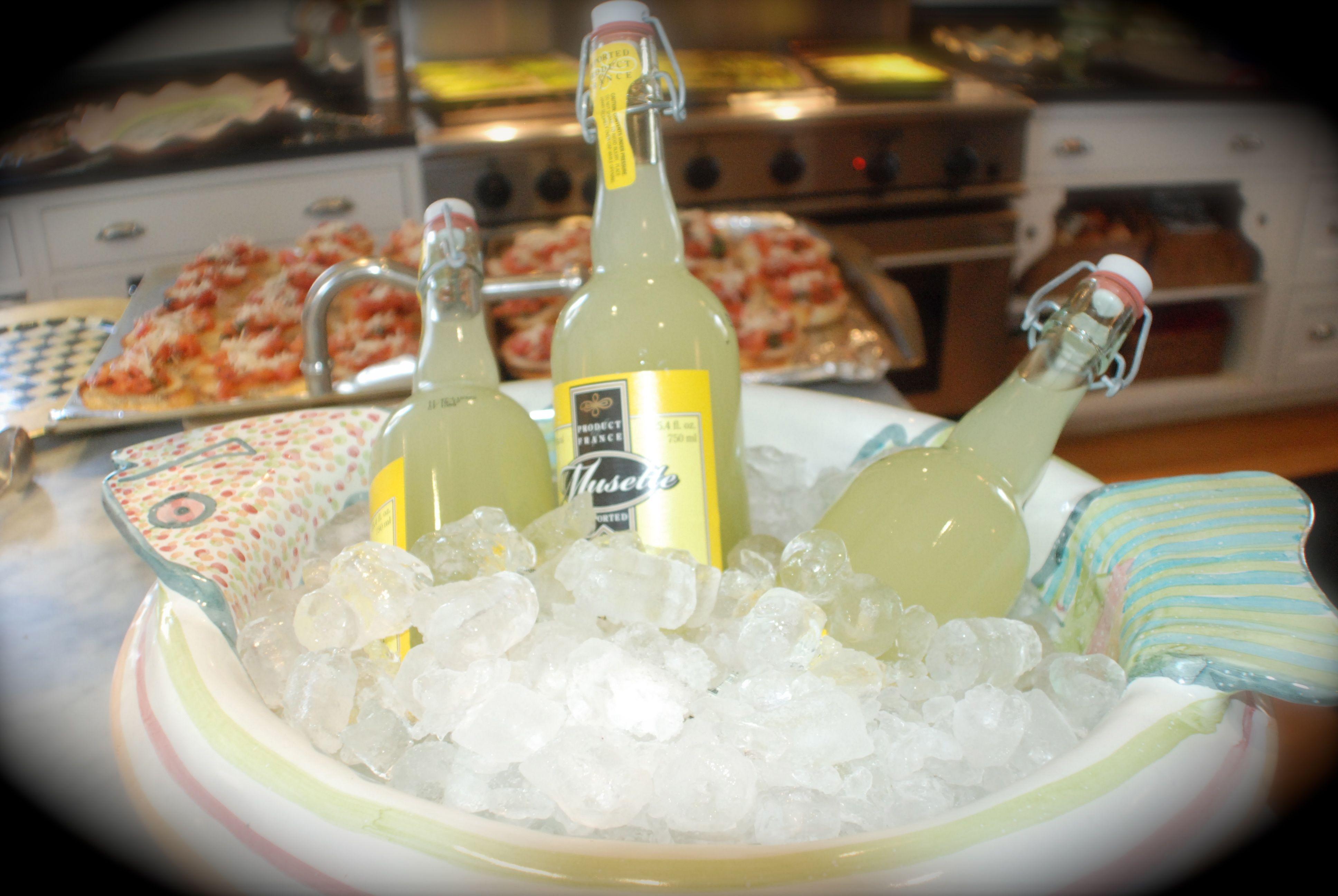 #mackenzie-childs fish bowl as ice bucket | Food, Ice ...