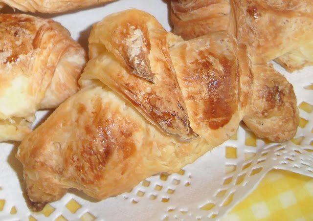 Spanish . Croissants sin gluten