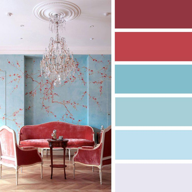 Pin By Cala Markum On Color Combos With Images Red Colour Palette Room Color Schemes Living Room Color