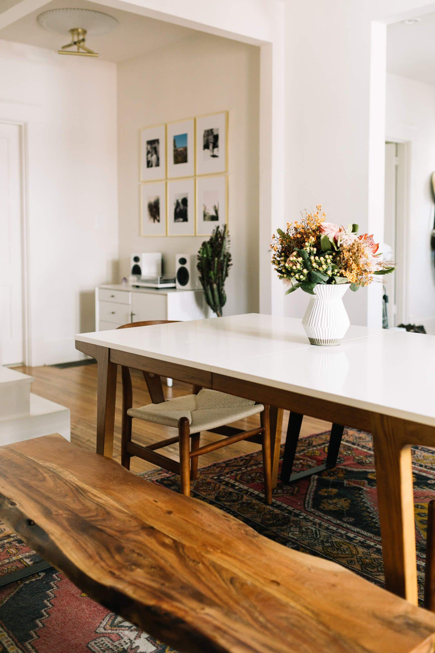 Kacey Musgraves Dining Room Tour – A Beautiful Mess