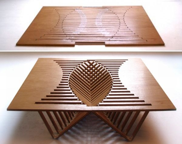 Rising Table Makes A Great Case For Revival Of Transformable Furniture