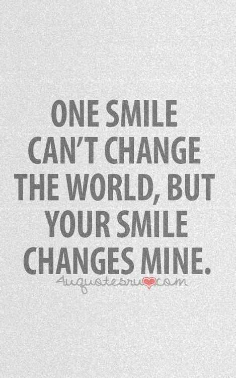 Your smile lights up my world <3 #love #inlove #relationships #smile