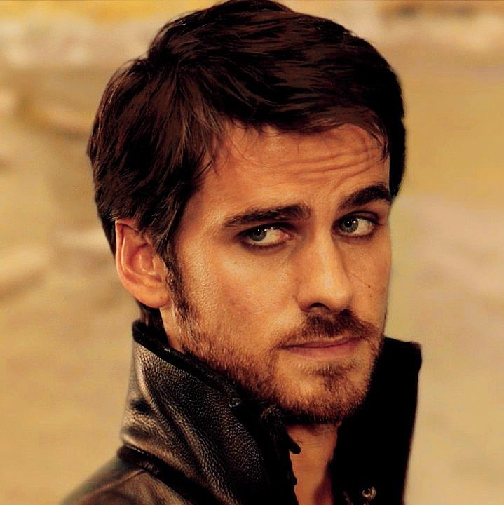 """Colin O'Donoghue as Captain Hook in """"Once Upon A Time"""" - OH :) he is so hot"""