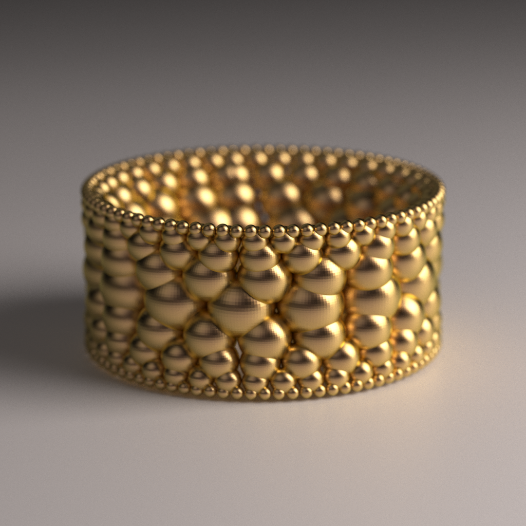 a ring for a friend. Nine suggestions. 3d wax printed casted in raw brass. design by studioluminaire.com