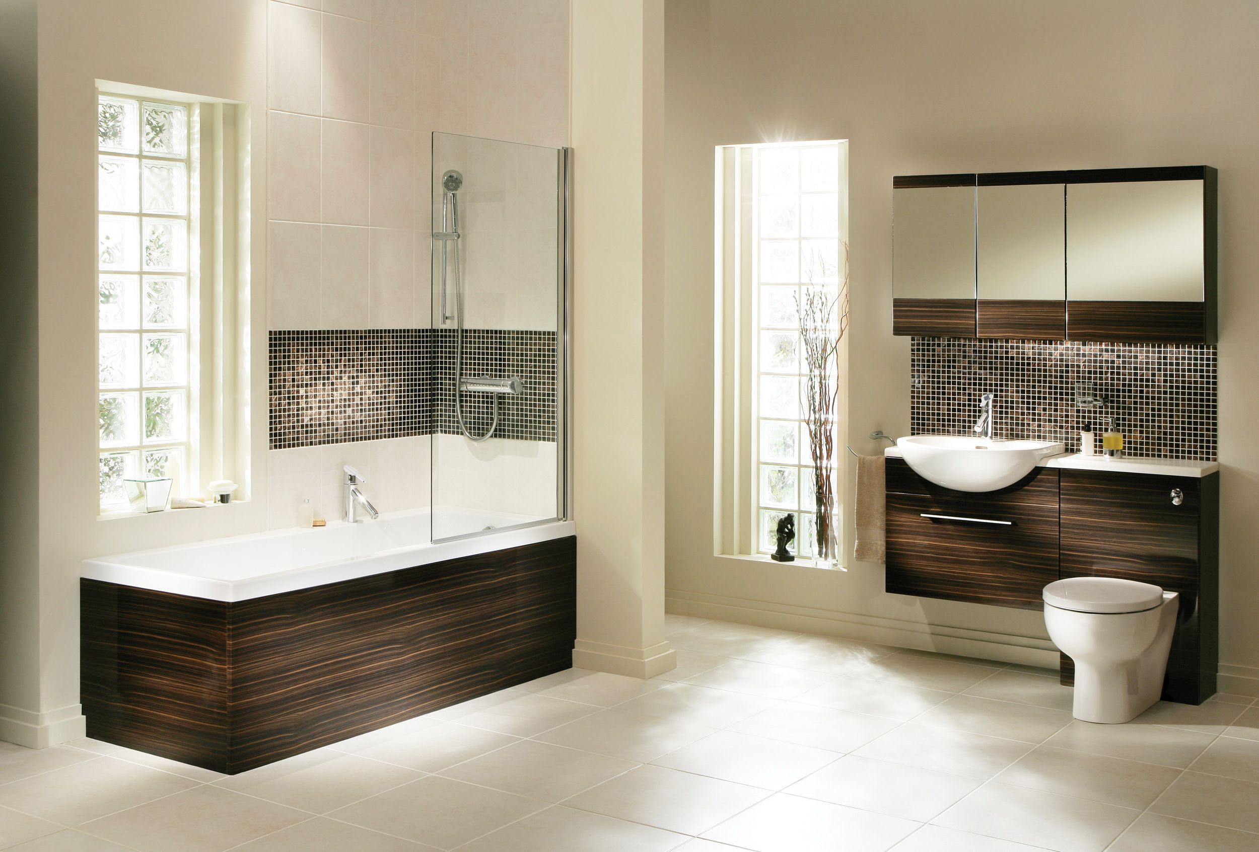 Here Aqva Bathrooms Bathrooms Bathroom Suites Modern Bathroom Suite - Designer bathroom suites