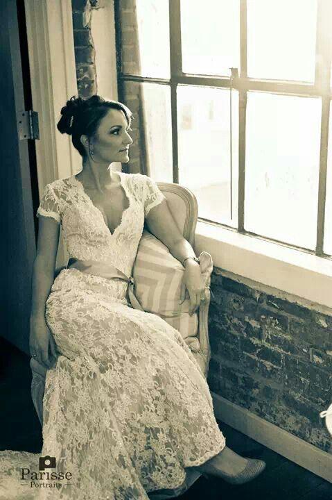 So pleased with my wedding dress.