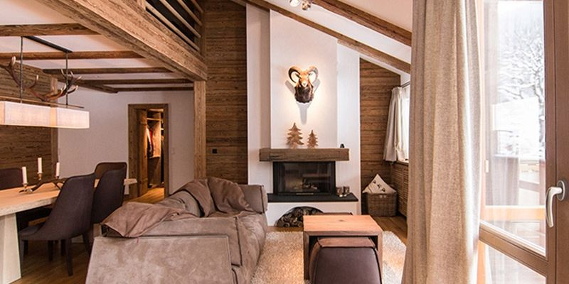 Alpin chic wohnzimmer pinterest wunschlisten for Bauernstube modern einrichten