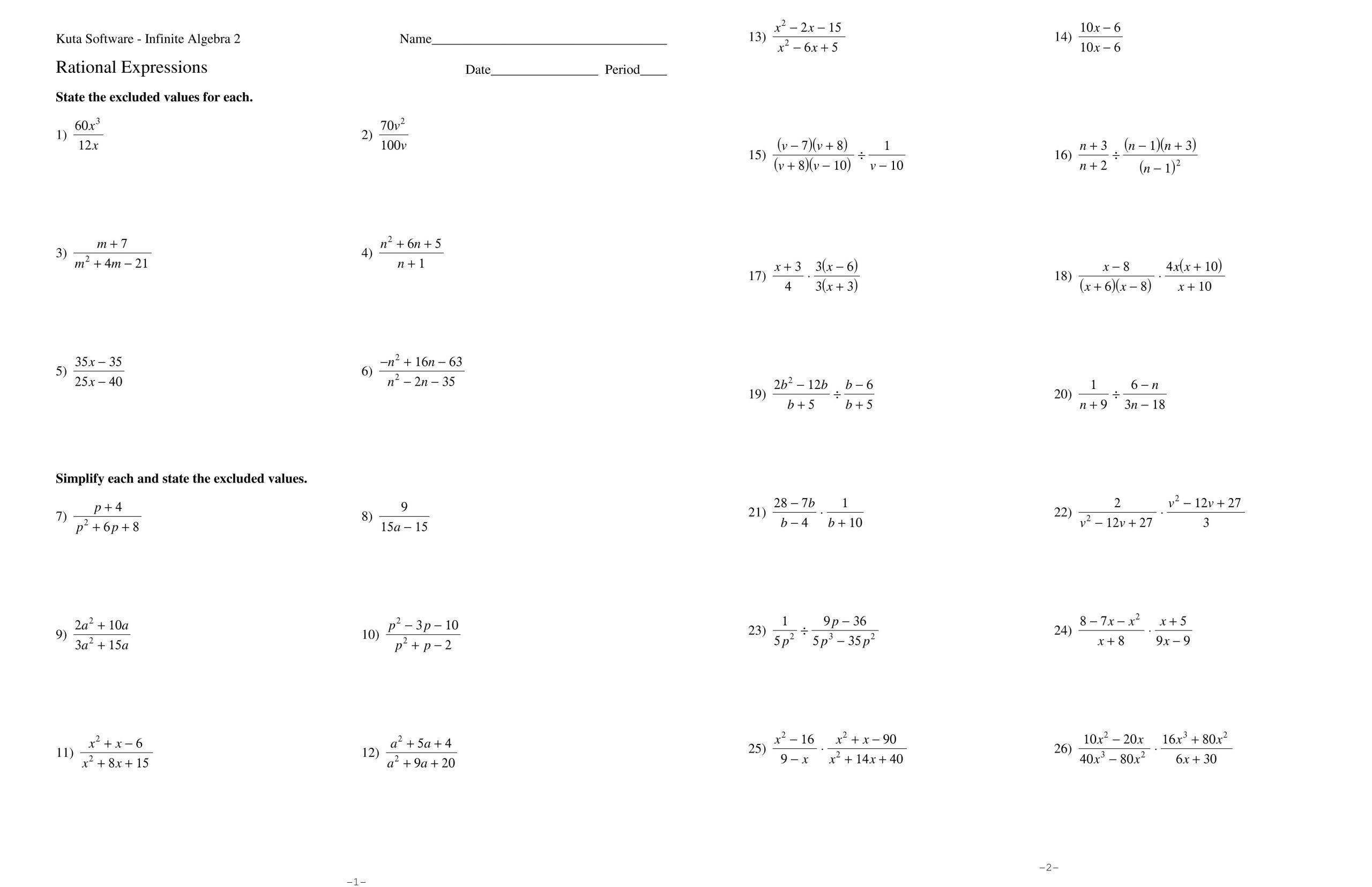 Stratagempurple Adding And Subtracting Radical