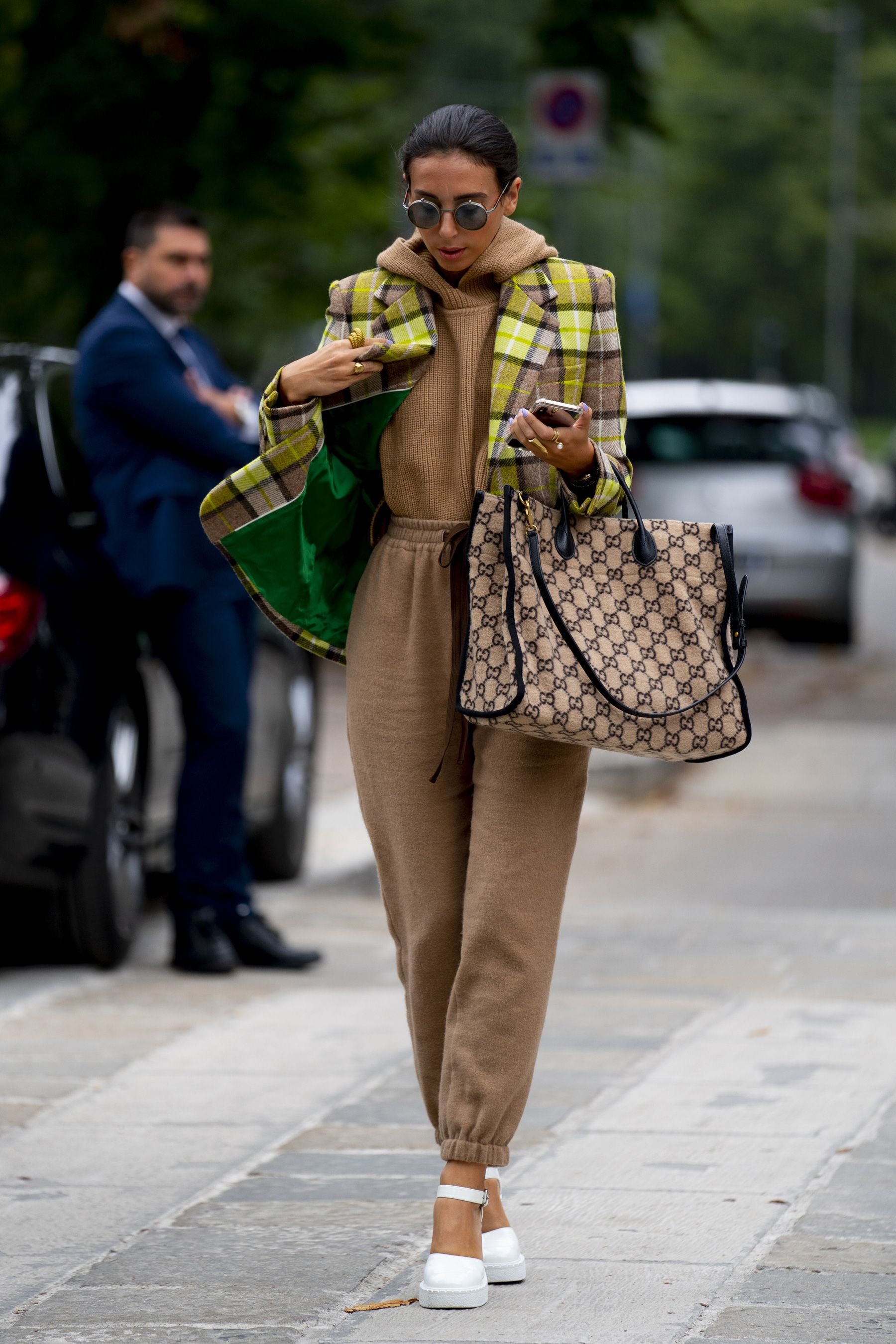 Milan Street Style Spring 8 Day 8  The Impression  Cool